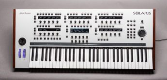 Test: John Bowen Solaris 2019 OLED V.1.4.4 Synthesizer