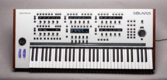 Test: John Bowen Solaris 2019 OLED V.1.4.4 Synthesizer