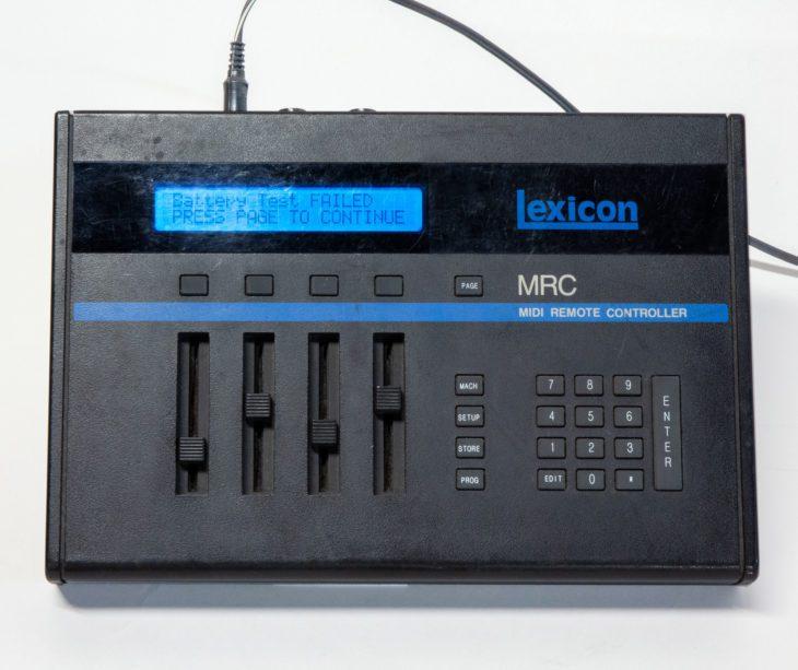 Report Lexicon PCM 70