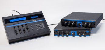 Zeitmaschine: Lexicon LXP-1, LXP-5 & MRC Remote Effektgeräte