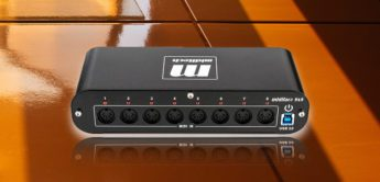 Test: Miditech Midiface 8×8, USB-MIDI-Interface