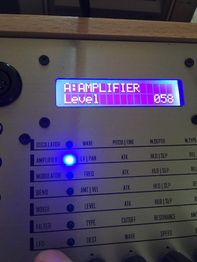 NAAD LD4 Amplifier