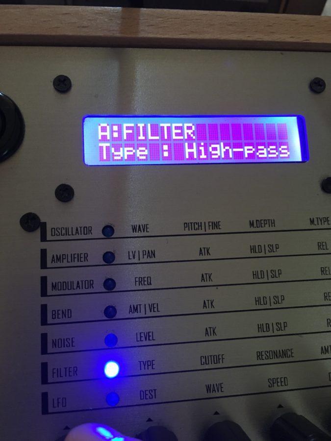 NAAD LD4 Filter