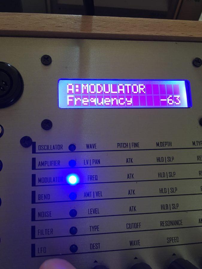 NAAD LD4 Modulator
