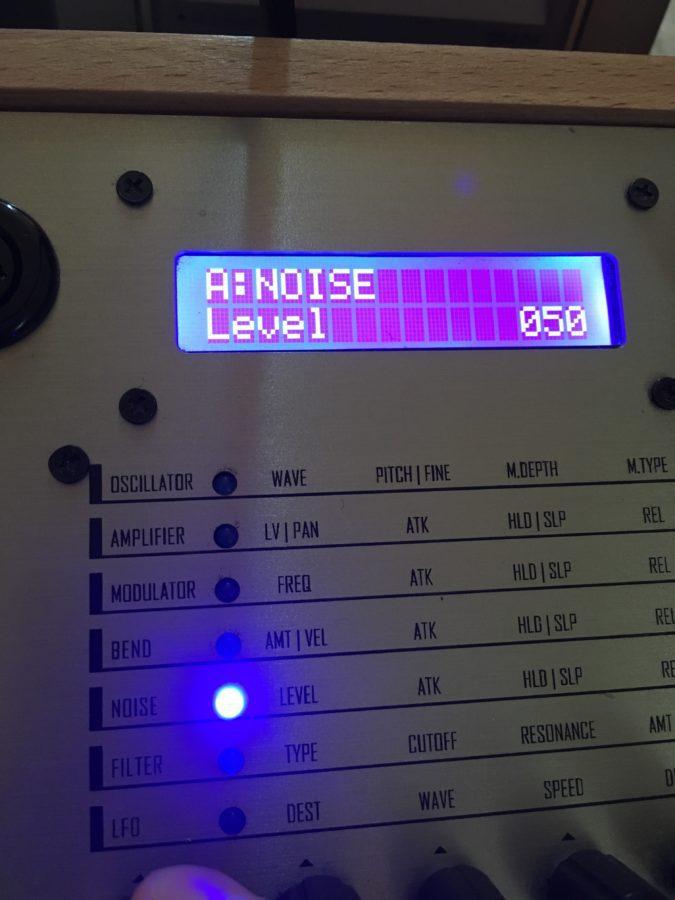 NAAD LD4 Noise