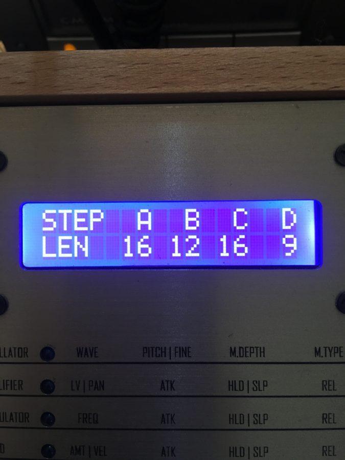 NAAD LD4 Steps