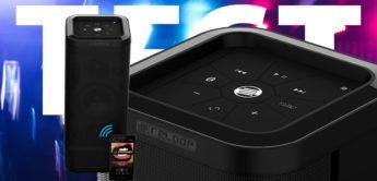 Test: Reloop Blaster BT, Bluetooth-Lautsprecher