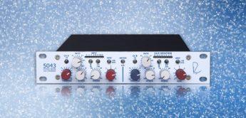 Test: Rupert Neve Designs Portico 5043, Stereokompressor