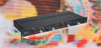 Test: Rupert Neve Designs Portico 5211, Mikrofonvorverstärker