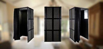 Test: t.akustik Vocal Booth, transportable Sprach- und Gesangskabine