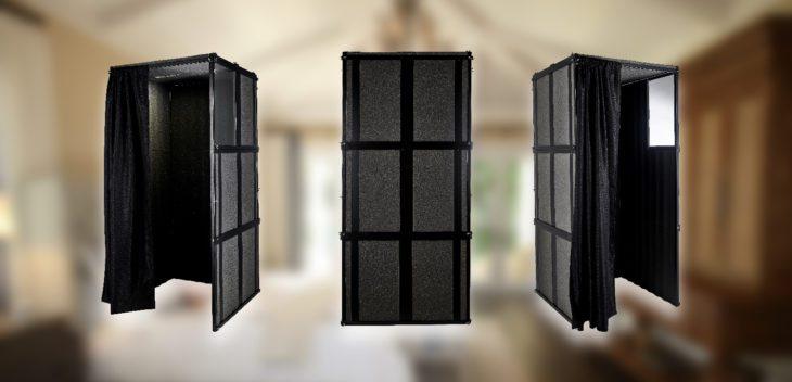 t.akustik vocal booth