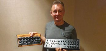 Behringer Crave Analog-Synthesizer semimodular