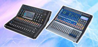 Vergleichstest: PreSonus StudioLive vs t.mix 24.12 Digitmischpult