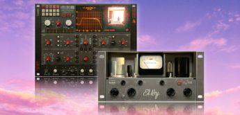 Test: Acustica Audio Taupe, El Rey, Effekt-Plugins