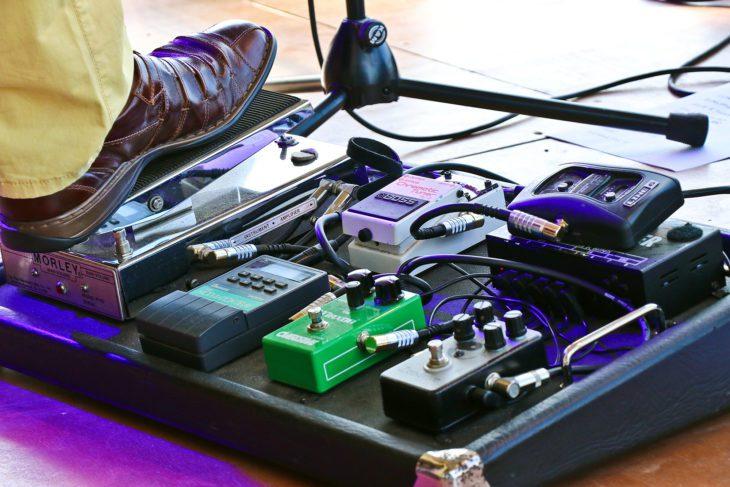 Equipment für Bühnenprofis