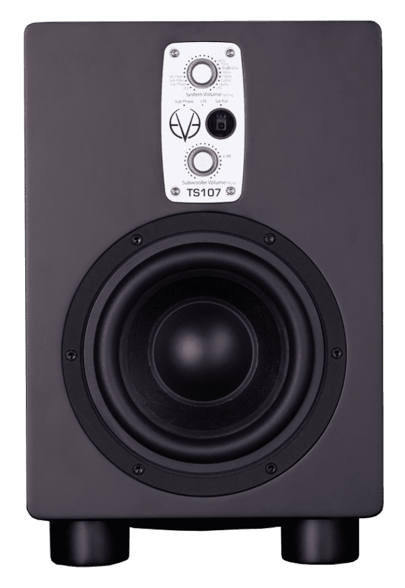 Eve Audio TS107 - Frontansicht