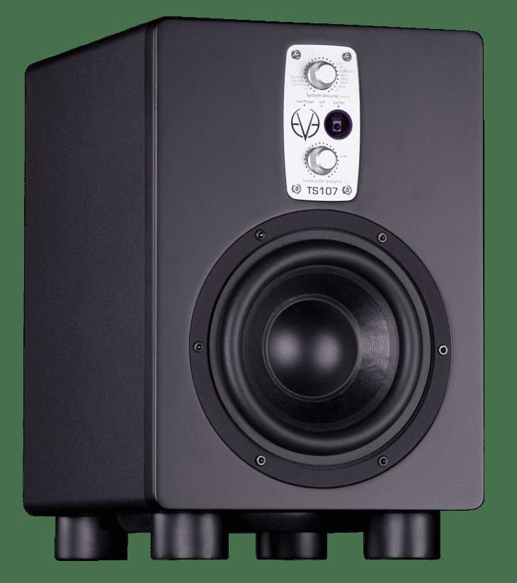 Eve Audio TS107 - Profilansicht