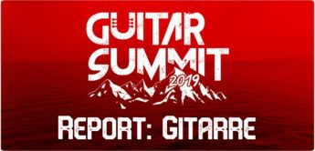 Guitar Summit 2019 Report: E-Gitarren