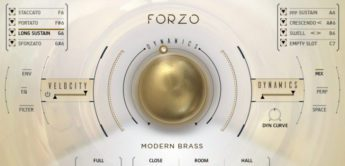 Test: Heavyocity FORZO Modern Brass