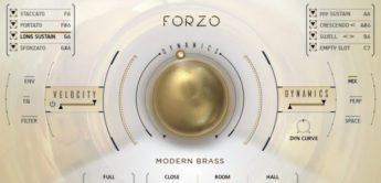 Test: Heavyocity FORZO Modern Brass