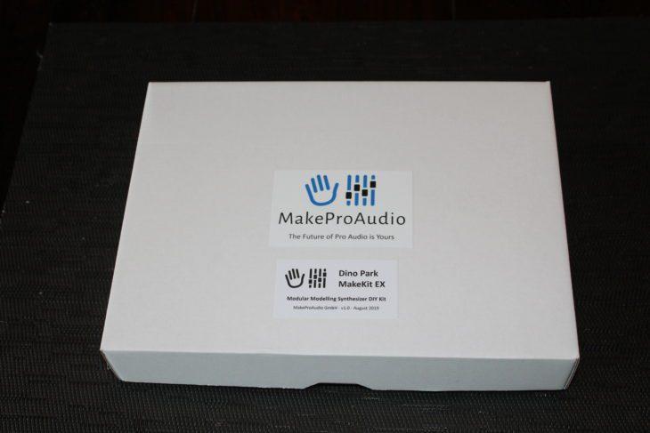 MakeProAudio DinoPark Karton