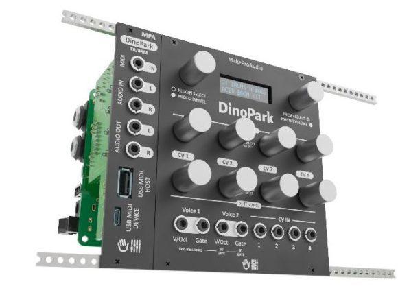 MakeProAudio DinoPark Euro-Modular