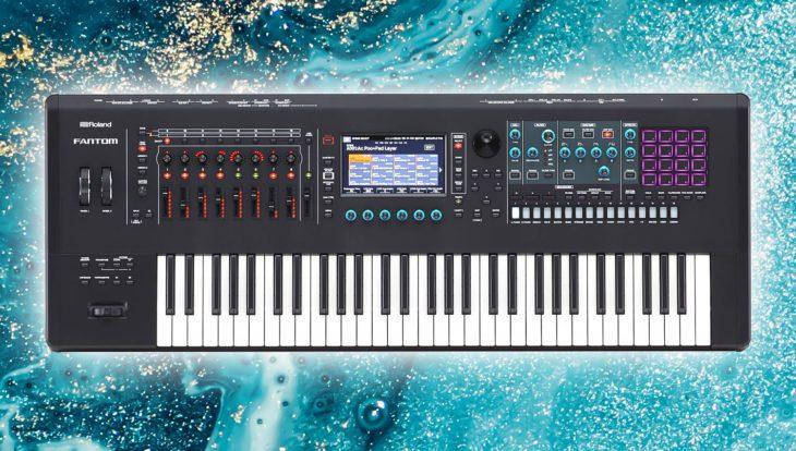 Das beste Keyboard für die Coverband