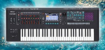 Test: Roland Fantom 6,7,8 Workstation 2019