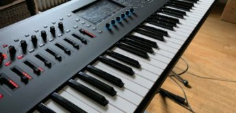 Report: Roland Fantom-6 Synthesizer-Workstation 2019
