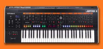 Report: Roland Jupiter-X und Jupiter-Xm Synthesizer