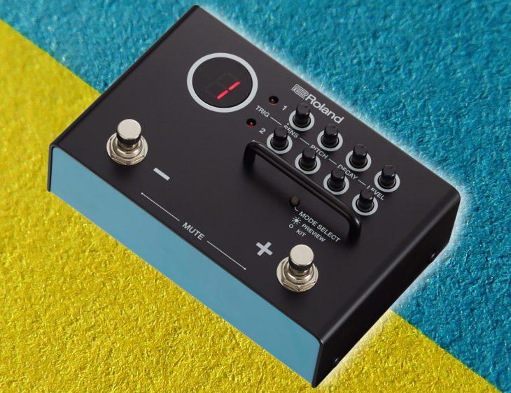 roland tm1 trigger drum modul
