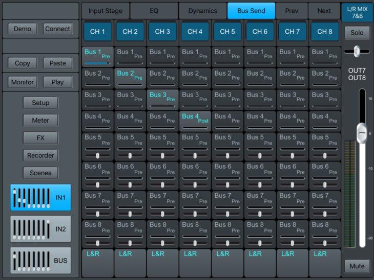 t.mix DM 20 R