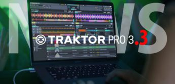 Native Instruments kündigt Traktor Pro 3.3 an