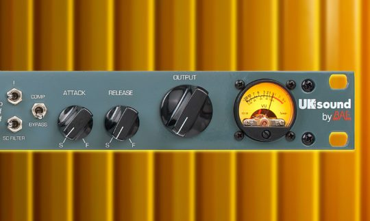 Test: UK Sound 1173, Mikrofonvorverstärker/Kompressor