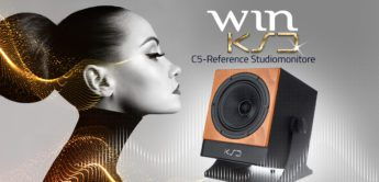 Gewinnspiel: C5-Reference – KSDigital Studiomonitore