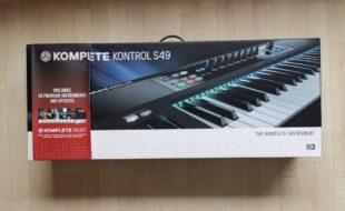 Native Instruments Komplete Kontrol S49