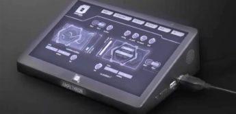 Ampethron portable – DSP-Synthesizer für Live-Acts und DJ-Sets