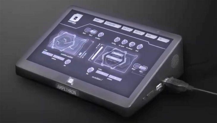 Ampethron portable 1