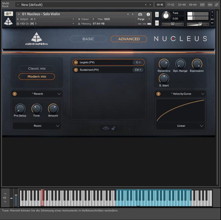 Audio Imperia Nucleus - Soloists Advanced