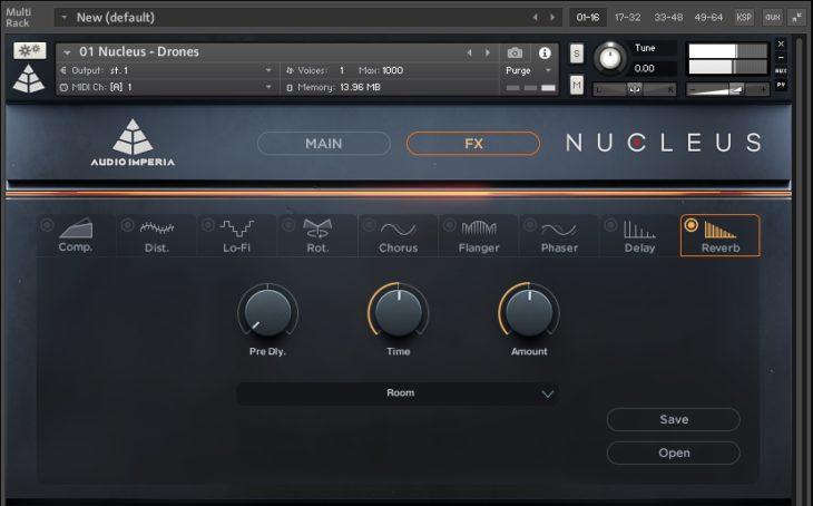 Audio Imperia Nucleus - Sound Design FX