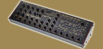 Mein erstes Mal…mit dem Behringer K-2 Synthesizer
