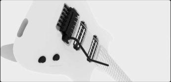 Zero Guitar: E-Gitarre aus dem 3 D-Drucker