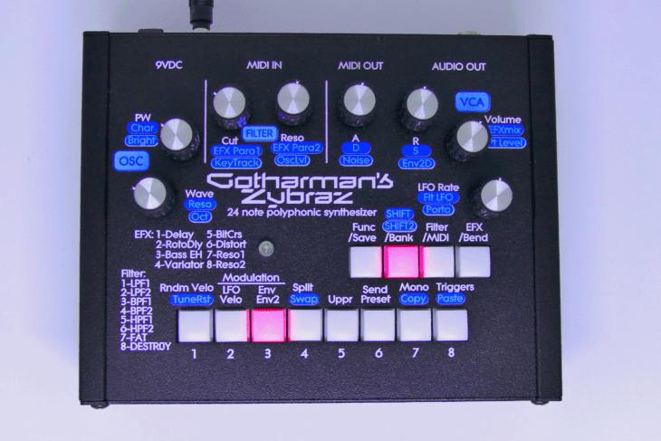 Gotharman Zybra Finale Version