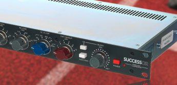 Test: Heritage Audio Successor, 19 Zoll Stereobus-Diodenkompressor