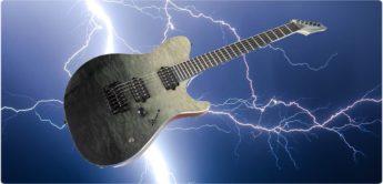 Test: Ibanez FRIX6FDQM-BMG Iron Label, E-Gitarre