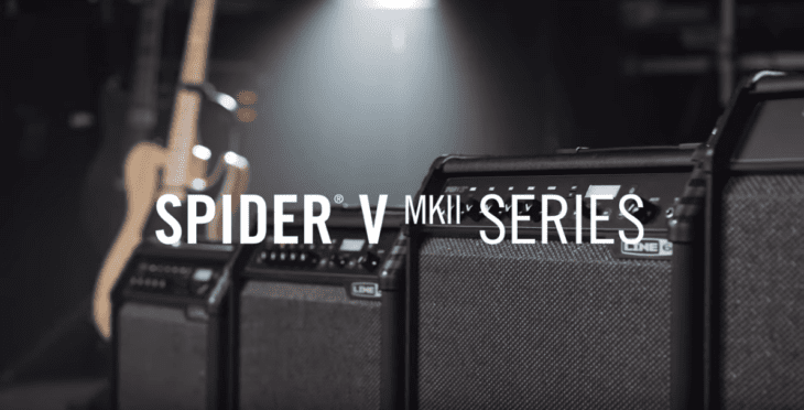 Line6 Spider V 120 MkII
