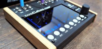 Superbooth 20: Sixty Four Pixels Noodlebox – 4-Part Sequencer