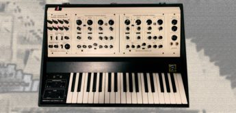 Blue Box: Oberheim Two Voice 1975, Analogsynthesizer