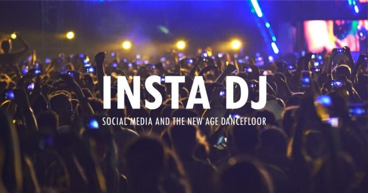 Pioneer DJ über Social Media
