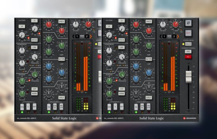 plugin alliance brainworx ssl bx console 4000e 4000g